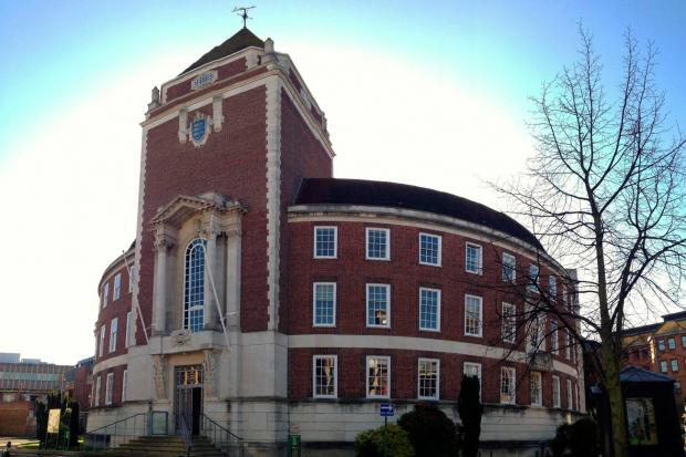 The Guildhall, home of Kingston Council