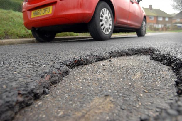 Only 79 people were injured in accidents involving potholes, not 315, Kingston Council has said