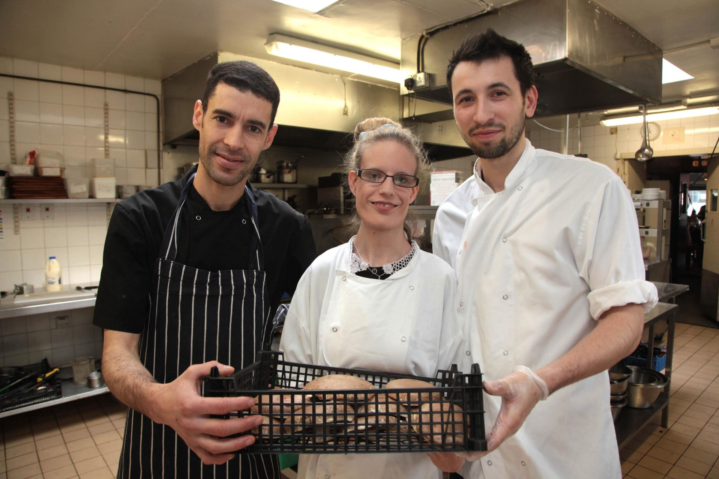 Surbiton restaurateur offers work experience to people with disabilities