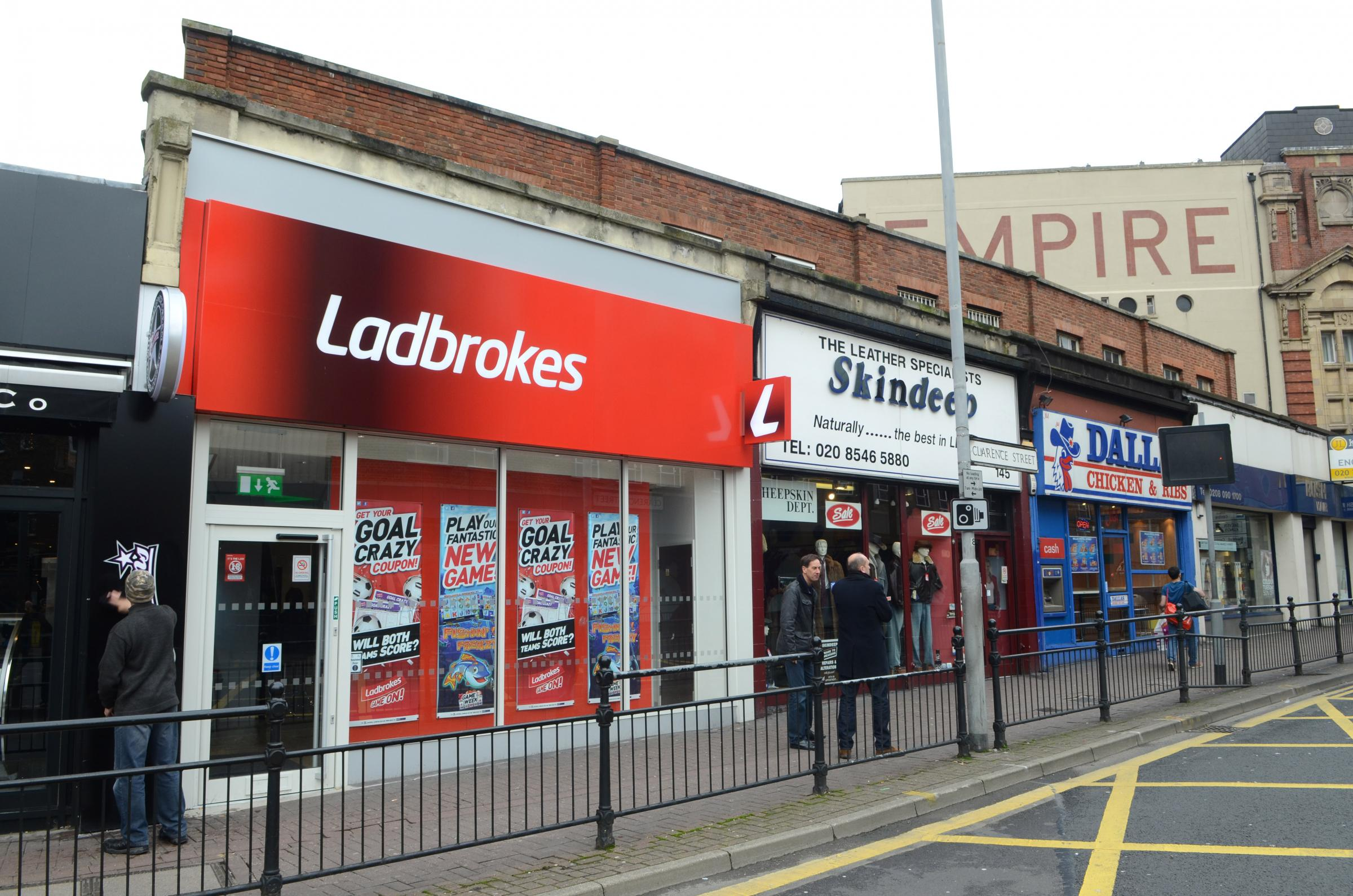 Ladbrokes in Kings
