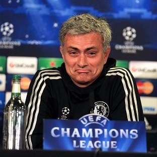 Jose Mourinho's Chelsea have avoided Bayern Munich and Real Madrid in today's semi-final draw.