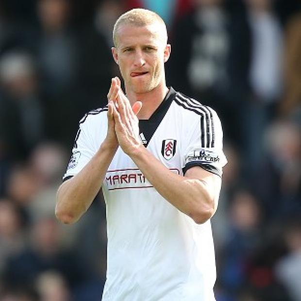 Surrey Comet: Brede Hangeland believes Fulham need to win their two remaining fixtures to stay in the Barclays Premier League