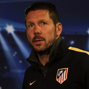 Diego Simeone says winning is all that matters ahead of the second leg at Chelsea
