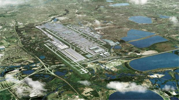 Surrey Comet: Third runway: Somewhat controversial