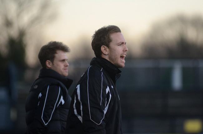 Testing season: Craig Tanner's debut season as a manager has had its ups and downs                SP82284