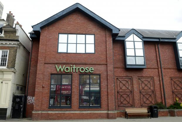 Established: Waitrose has a 25-year year lease on the New Malden site