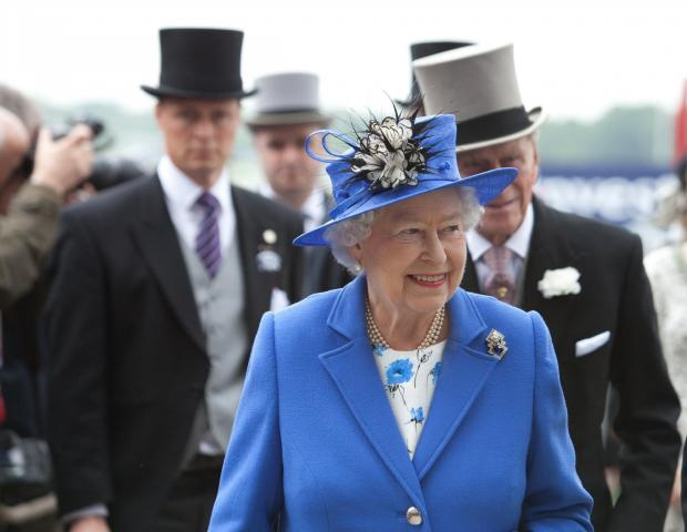 Surrey Comet: Last year brought the Queen's first success in the Ascot Gold Cup race
