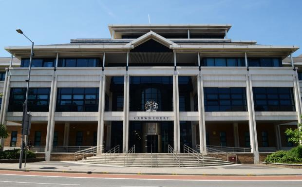 Man denies trying to mow down PCSO while fleeing attempted burglary