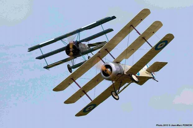 David Hassard will give a talk on the Sopwith company