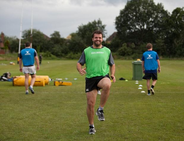 Extended summer break: Esher prop Ollie Mines