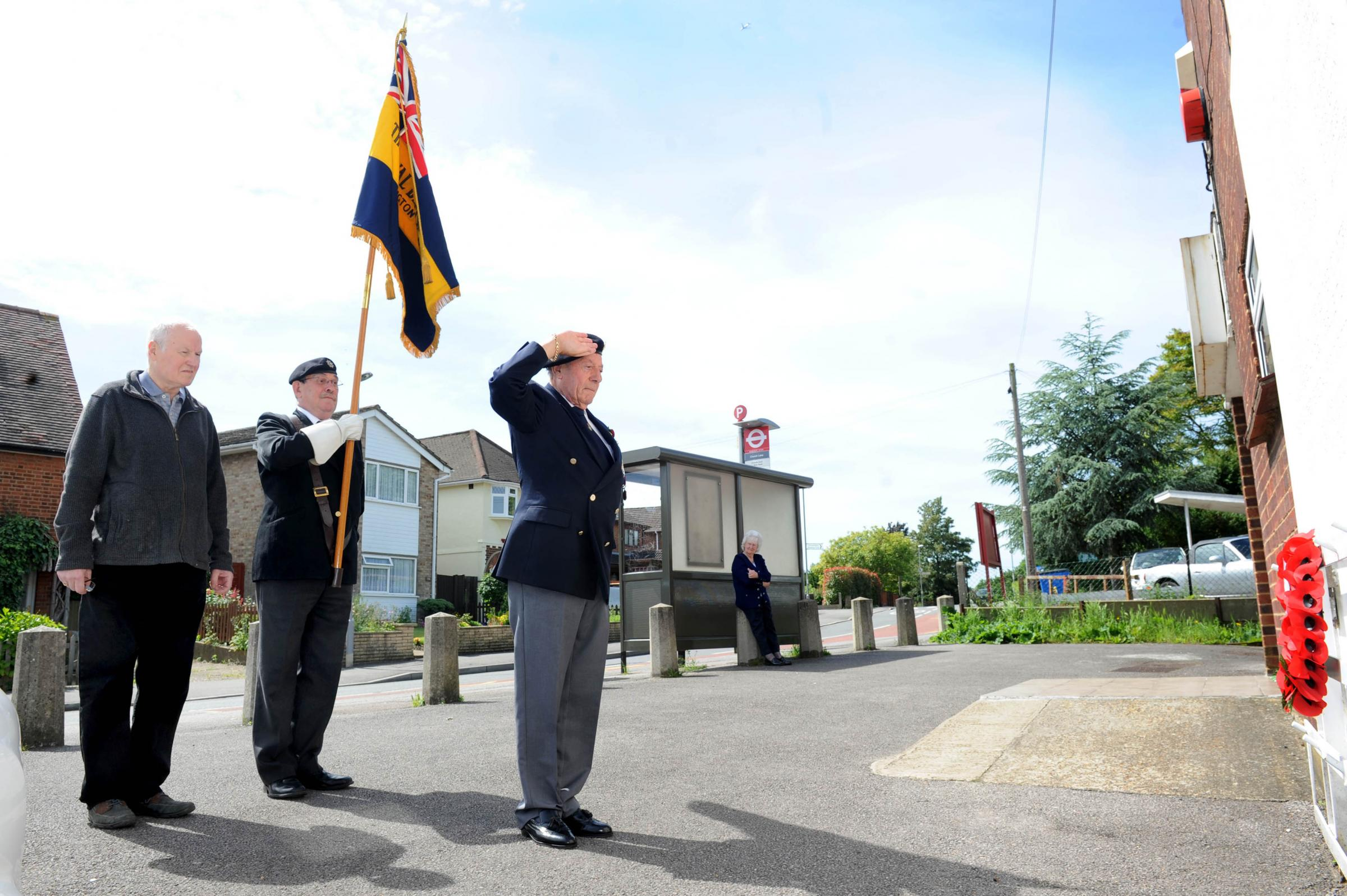 Chessington remembers D-Day Landings