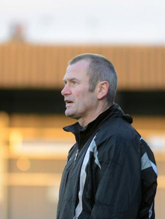 Waiting game: Ex-Ks boss Alan Dowson is in the hunt for a new job