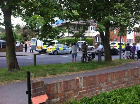 Two arrested after post office robbery pic: Rose Barling