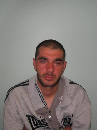Police said Daniel Sycamore, 30, had plagued Kingston for years harassing members of the public and committing crime