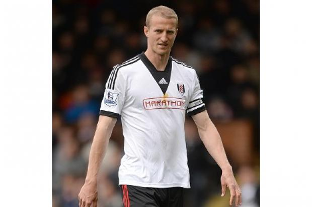Brede Hangeland was released by Fulham