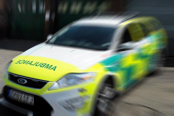 Woman hospitalised after crash in Cromwell Road, Kingston