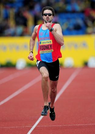 Something to prove: Croydon Harriers Martyn Rooney