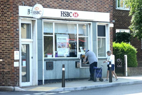 Closing: HSBC in Hook Parade