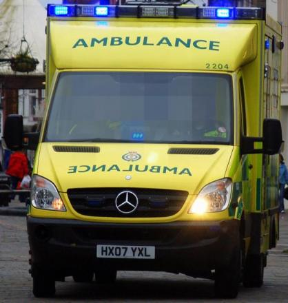 Teenager hospitalised after Norbiton road crash. File photo