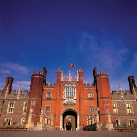 Hampton Court Palace to host BBC Good Food Festival