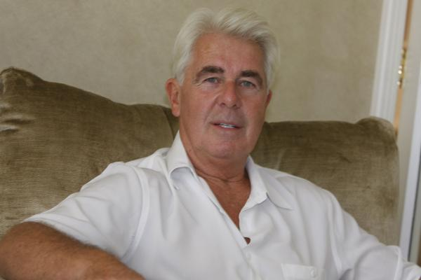 Max Clifford, whose brother has died.