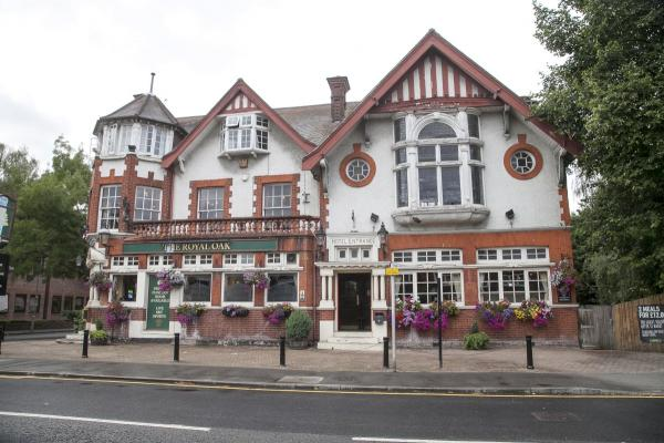 Up for review: The Royal Oak said new CCTV was not needed