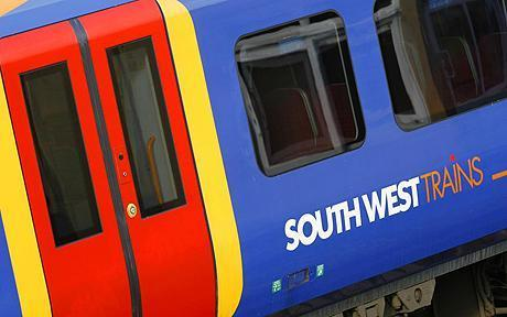 South West Trains Pic: PA