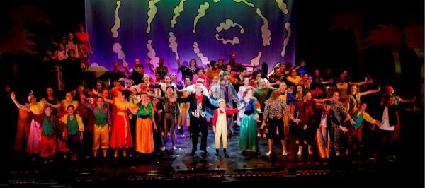 Magical: On stage at Leatherhead Theatre