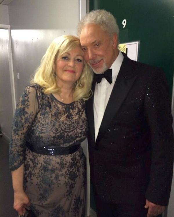 Sally Barker:A firm fans' favourite