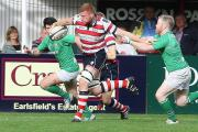 Rosslyn Park: Brothers prepare to face off in top of table clash