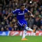 Surrey Comet: Didier Drogba scores Chelsea's second from the spot