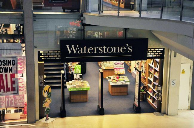 Is Waterstones Returning To Epsom Surrey Comet