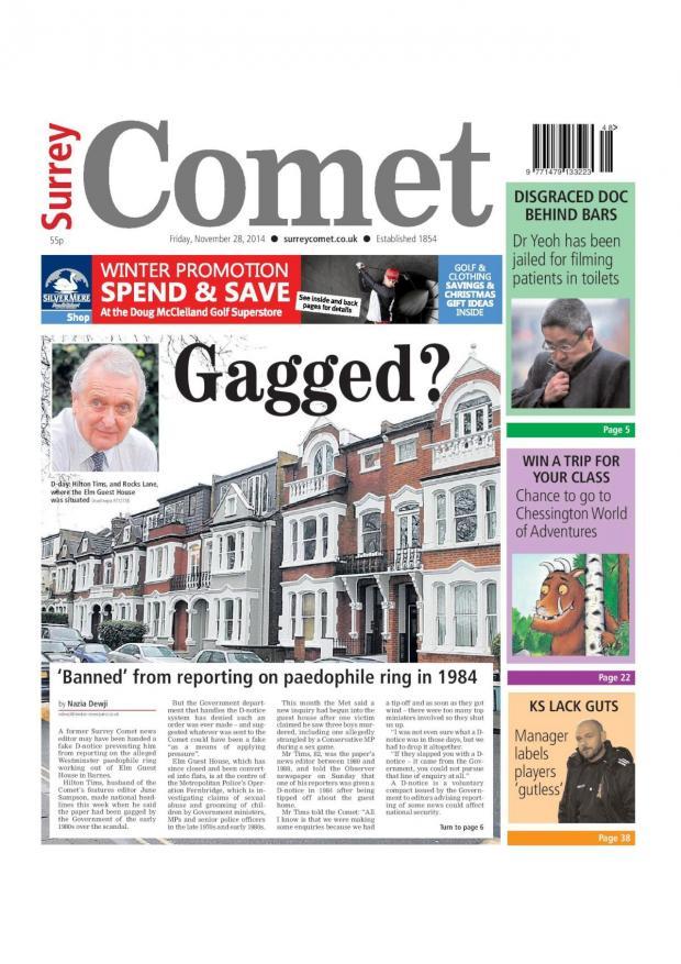 Surrey Comet: