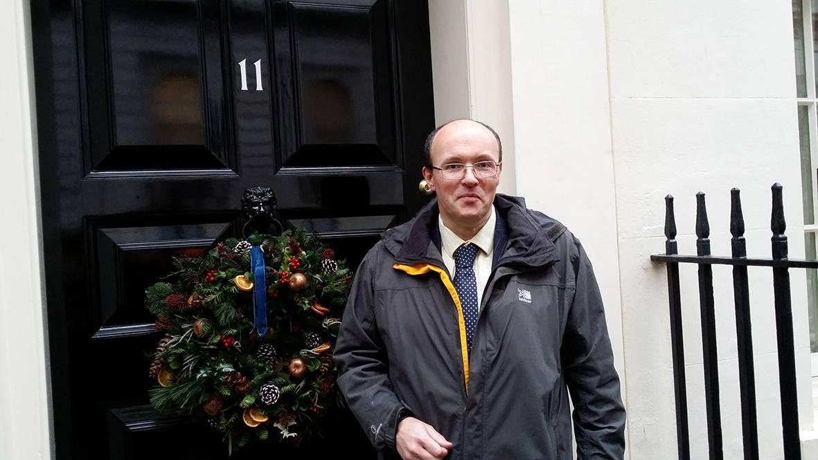 James McBrearty: Invited to No 11