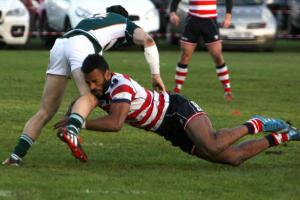 RUGBY UNION: So close, but Rosslyn Park cannot upset league leaders