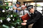 Police deliver 200 presents to cared-for children in Christmas appeal
