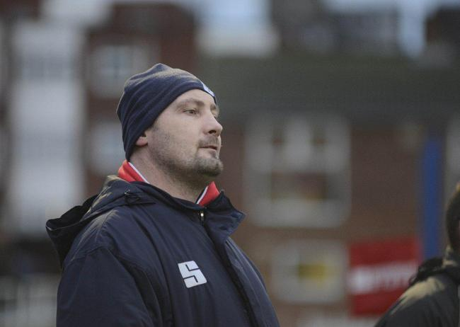 Final fling: Alex Codling takes charge of his final game as Rosslyn Park head coach this weekend