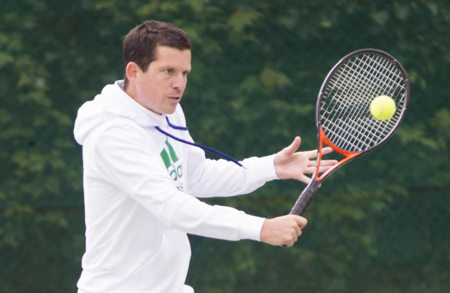Tim Henman: Attended the school before sporting stardom