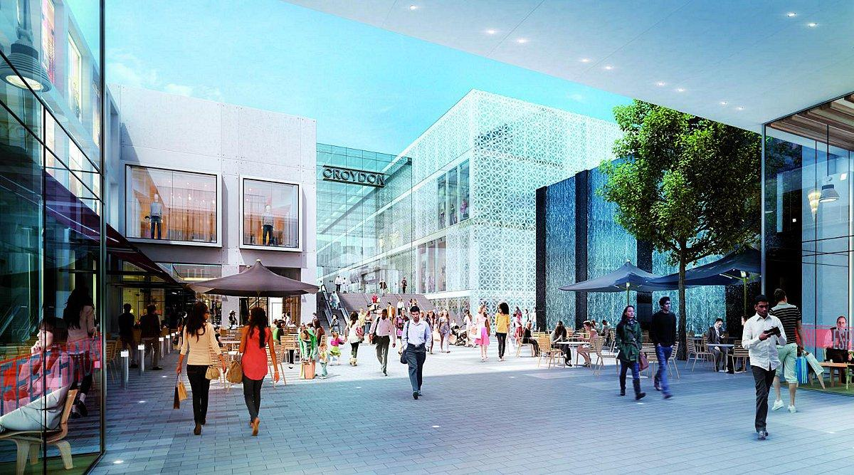 Vision: Plans for Westfield/ Hammerson's development