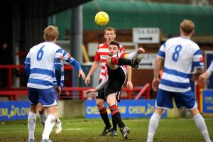 Kingstonian: Tolfrey bounces back as Ks secure draw