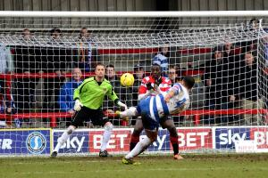 Kingstonian: Ks sign ex-Leicester City keeper as cover for Tolfs