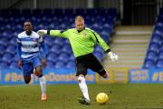 In the dock: Ks keeper Rob Tolfrey has admitted an FA charge of improper conduct