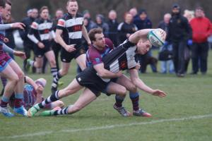 Rugby Union: Massive win keeps Sutton & Epsom in title race