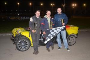 Motorsport: Priestly named new champion at Wimbledon stadium