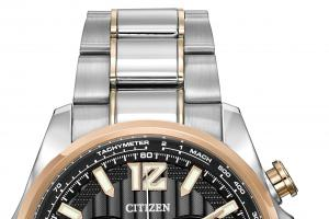 WIN! A Citizen men's watch worth £329 with Chisholm Hunter