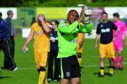 Coming home: Jason Brown has resigned for Sutton United            Credit: Paul Loughlin