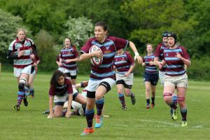 Rugby club marks 150 years with fun day attended by hundreds