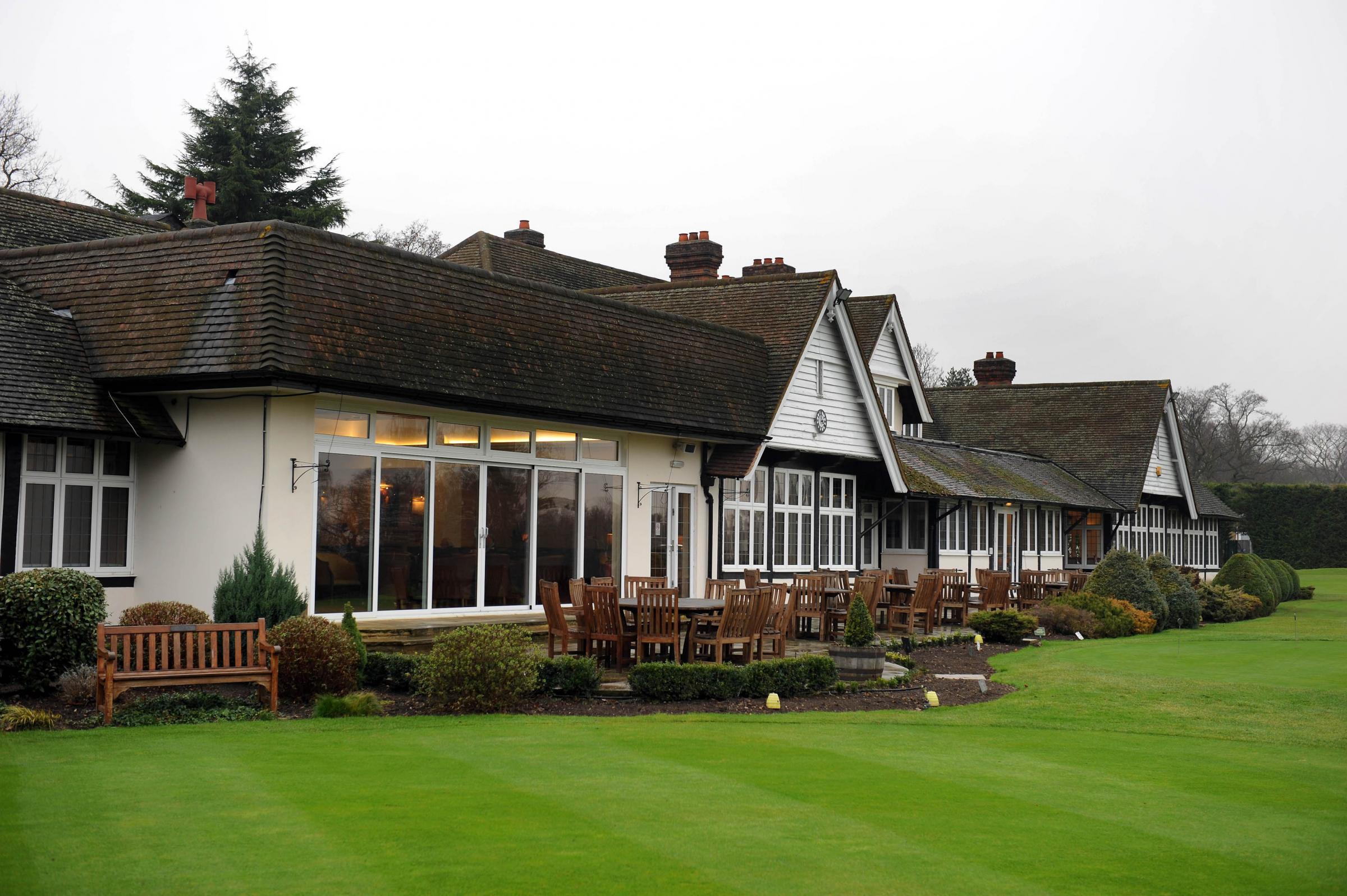 Coombe Hill Golf Club is part of the council's property portfolio
