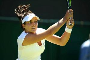 Tennis: Robson beaten by world number 498