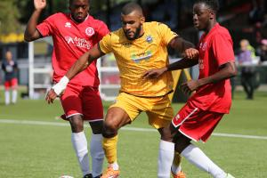 Football: Sutton United still adapting to life in 3G